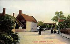 Weston on Trent near Derby # 159 by F.W.Scarratt, Derby.