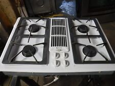 Jenn-Air JGD8130AD white 30 in. Gas Gas Cooktop