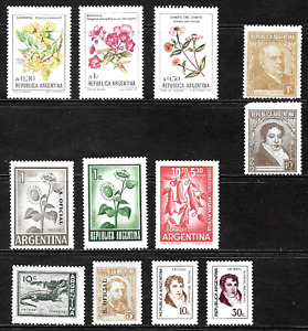 Argentina .. A mint stamp collection .. 4530