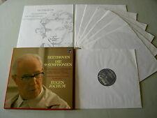 Philips 6770 028 BEETHOVEN The 9 Symphonies Jochum vinyl 7LP box set