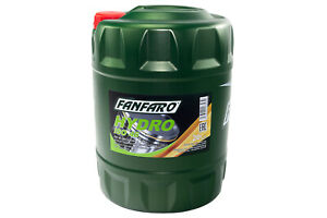 20 (1x20) Litro FANFARO Hydro Iso 46/ Hlp 46 Olio Idraulico Olio