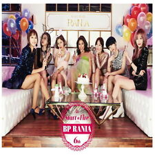 BP RANIA-[START A FIRE] 6th Mini Album CD+Photo Book SEALED K-POP