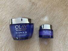 OLAY Regenerist Retinol 24 Nachtpflege & Augenpflege Anti-Aging 2-tlg.