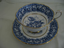 DW PARAGON ENGLAND TEA CUP & SAUCER ~A833