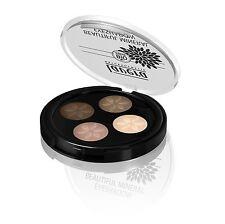 Lavera Trend Beautiful Mineral Eyeshadow - Cappuccino Cream 02 - Organic Quattro