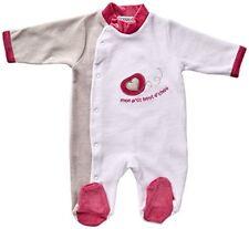 Pyjamas dorés pour garçon de 0 à 24 mois