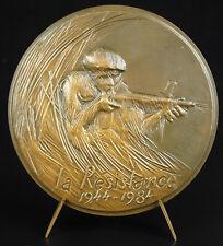 Medaglia lo sbarco di Normandie & la Resistore 2eme guerra mondiale medal