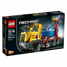 New Sealed Lego Technic 42024 CONTAINER TRUCK Actuator Retired Damaged box