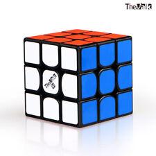 Valk3M Magnetic QiYi 3x3x3 Speed Magic Cube Twist Puzzle Intelligence Toys Black