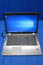 HP ProBook 4730s Laptop Core i7-2670QM@2.20GHz 8GB RAM 750GB HDD Win 10 Pro