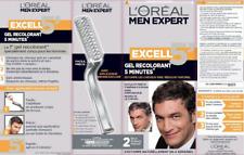 L'Oréal Men Expert Excell 5 Coloration Homme Sans Ammoniaque Brun Profond Nature