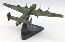 1:144 Scale UK Handley Page Halifax WII Fighter Bomber Diecast Aircraft Model