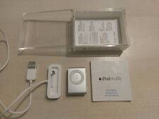 Apple iPod shuffle, 2. Generation, 1 GB, silber, gut erhalten, gebraucht