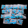 200pcs 20 Values High-Voltage Ceramic Capacitors Assortment Kit 1nF - 0.47uF BE