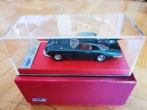 BBR 1/43 1965 Ferrari 500 Superfast Speziale Red Leather Base 04/20 RGM CAR02