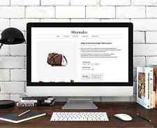 MINIMALIST Ebayvorlage eBay Auktionsvorlage Template 2018 Vorlage Design