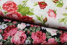 Patchworkstoff Rose 2 x 50 x 1,10 = 1,00