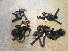 4 items ( Tree Strap / Line Belt + Full Body Harness family tradition treestand