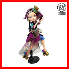 More details for ever after high legacy day madeline hatter maddie doll hasbro retired no stand