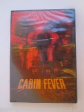 Cabin Fever (DVD, 2004) Brand New (Region 1 NTSC) Jordan Ladd, Rider Strong