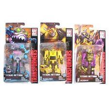 Plastic Bumblebee Transformers & Robot Action Figures