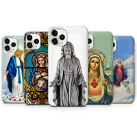 Virgin Mary Phone case cover fits for iPhone 5, 6, 7, 8, 11, XR, XS max, X/XS
