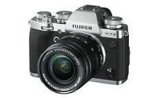 New Fujifilm X-T3 XT3 Digital Camera with 18-55mm Lens - Silver