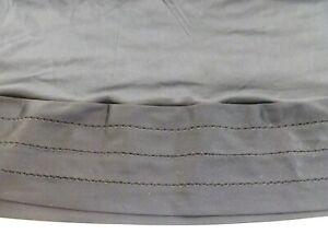 Velrose Crochet Edge Adjustable Length Half Slips (6419)