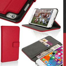 Custodie preformate/Copertine rosso per iPhone 6 Plus