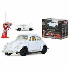 Jamara 403031 - 1:18 VW Beetle 1:18 RC Die Cast White - New