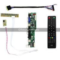 LCD Lvds Driver Board Monitor Controller Kit Converter for HT14P12-100 2270