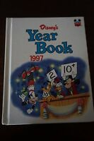 Disney's Year Book 1997 Hardcover Book