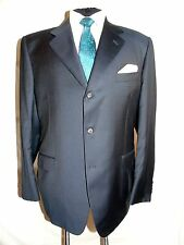 LANVIN -PARIS FAB ELEGANT LUXURY 150's NAVY JACKET/BLAZER UK 46 EU 56