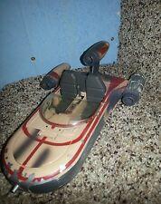 Tonka Star Wars The Power of the Force Land Speeder 1995 working wheels c70