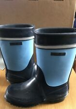 Kids Nokian Blue Vikla Hand Made Wellington Boots BNWT Size Uk 12.5 Eu 31