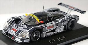 Mercedes Benz Sauber C9 #61 Winner 800 km of Jerez 1988 Schlesser Mass 1:43
