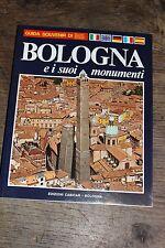 BOLOGNA - Monuments - Cabicar - Livre touristique