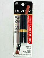 Revlon ColorStay Lip Liner 680 BLUSH + Super Lustrous Lipstick 430 ROSE