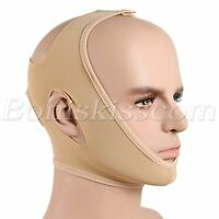 V Face Chin Cheek Slim Slimming Thin Mask Anti Wrinkle Half Lift Belt Band Strap