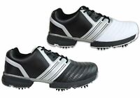 NEW NIBLICK TURNBURY MENS LEATHER ORTHOLITE INSOLE WATERPROOF GOLF SHOES