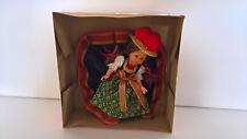Trachtenpuppe Schwarzwald Schlafaugen 19 cm Sammler Puppe