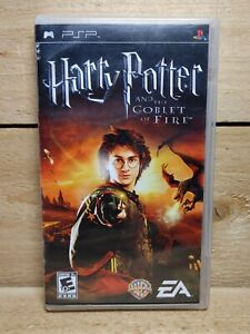 Harry Potter and the Goblet of Fire (Sony PSP, 2005) Complete Tested
