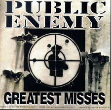 Public Enemy - Greatest Misses [New CD]