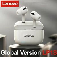LENOVO LP1S Bluetooth 5.0 3rd Gen Earbuds For Android & iOS