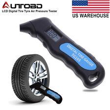 TG105 Digital LCD Tire Tyre Air Pressure Gauge Meter For Car Display Manometer