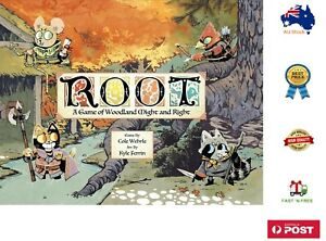 🔥 ROOT Board Game Brand New & Sealed - AU STOCK - FREE SHIPPING 🔥