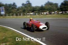 Luigi MUSSO FERRARI 801 ITALIANO Grand Prix 1957 Fotografia