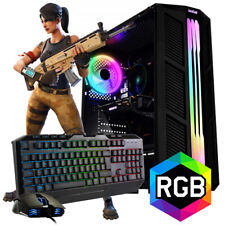 Gaming PC AMD FX 4x 3,7 Ghz M.2 SSD Radeon Computer Komplett Gamer Windows 10