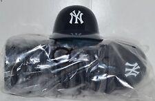 Lot of (20) NEW YORK YANKEES Ice Cream SUNDAE HELMETS New Baseball Mini Bowl