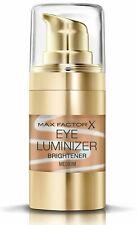 MAX FACTOR Eye Luminizer Brightener Luminous Hydrate Under Eye - Medium *SEALED*
